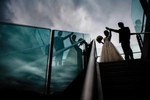 013 - city wedding photos vancouver Coal Harbour