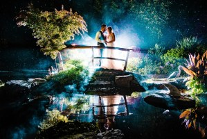036 - Woodbridge Ponds night photos
