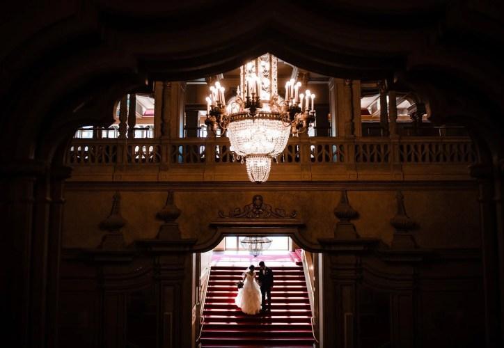 006 - wedding orpheum theatre