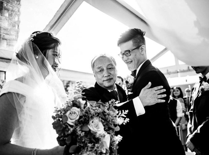 019 - boat wedding
