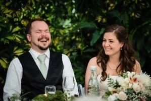 037 - candid wedding greenhouse