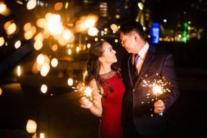 035 - sparkler wedding photos vancouver
