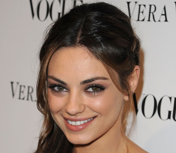 If you read this, send this blog to Mila Kunis for me please?