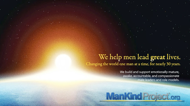 The ManKind Project Google Header Image