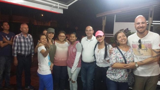 Carrillos family