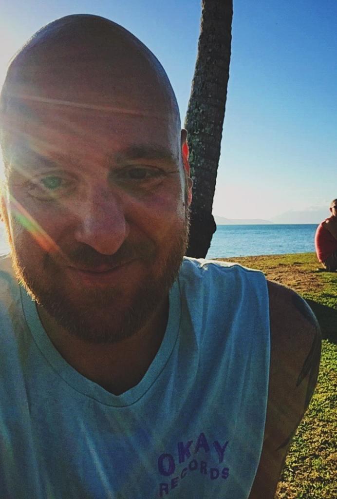 Selfie, Port Douglas, Australia