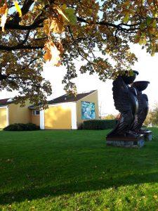 Efterår på Willumsens Museum