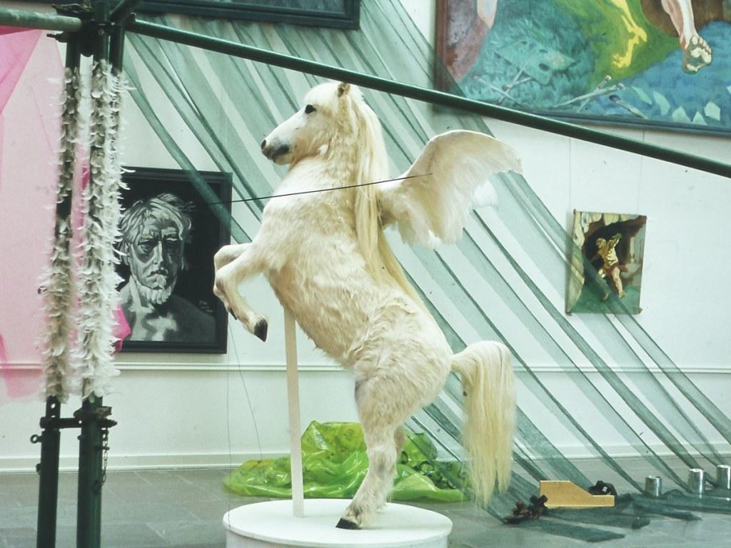 Sanseudstillinger på Willumsens Museum_Børneudstilling_pony