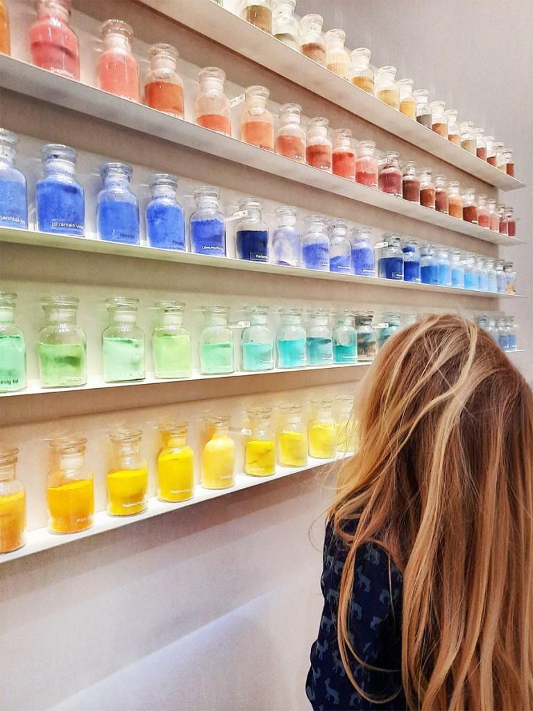 alkymistens laboratorium Willumsens Museum