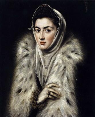 Paul Gadegaard. Komposition: El Greco, 1940.