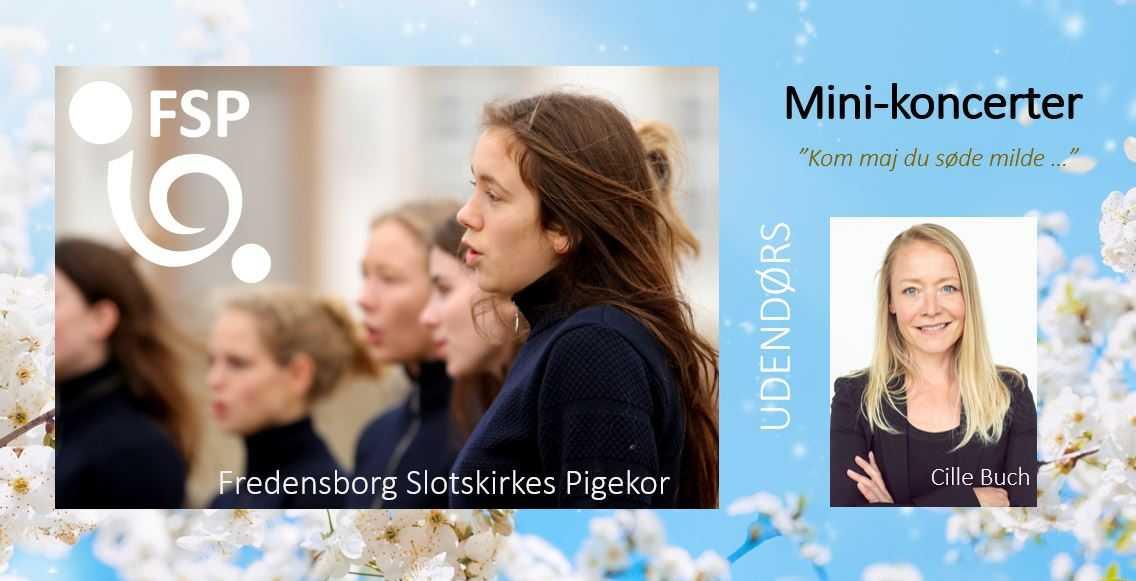 Koncert med Fredensborg Pigekor på Willumsens Museum
