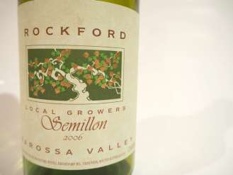 Rockford Local Growers Barossa Valley Semillon 2006 wine tasting note review