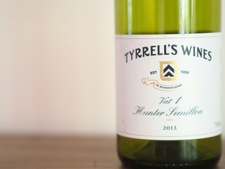 Tyrrell's Wines Vat 1 Hunter Semillon 2013 Review