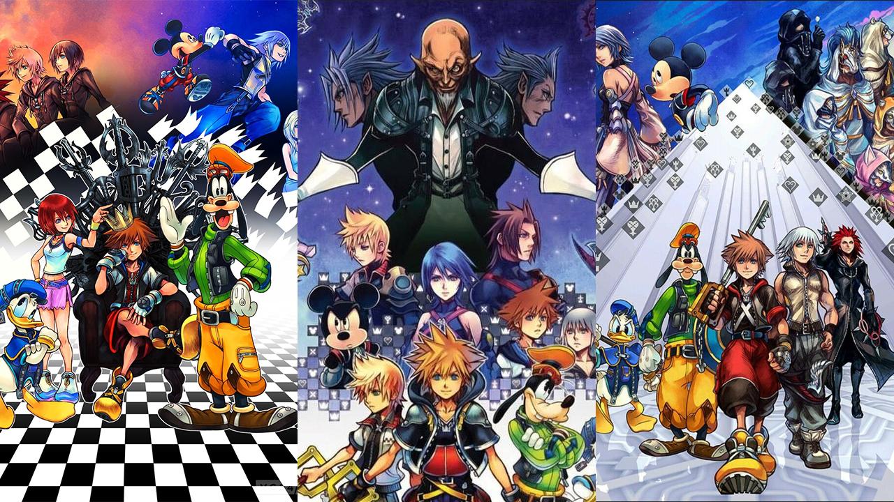 Kingdom Hearts Pc Wallpaper