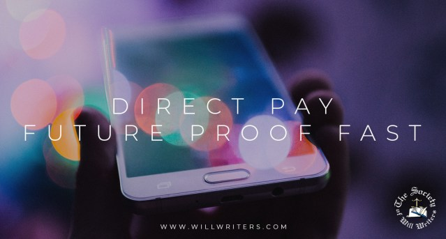 Direct Pay – Future Proof Past!