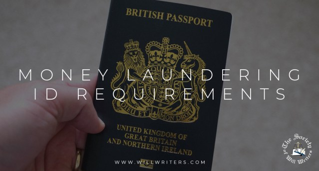 Money Laundering ID Requirements