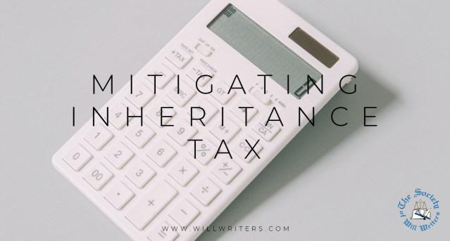 Mitigating IHT