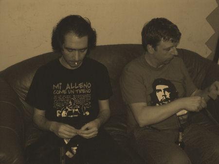 Claudio(Ryo) und Willy Wombat