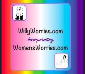 WillyWorries Avatar, WomensWorries, sexual health information, contraception information