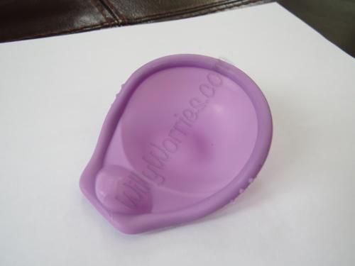 Photo of SILCS Caya® Diaphragm, developed by PATH