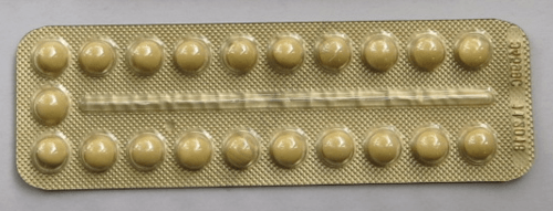 Photo of Combined Oral Contraceptive Pills