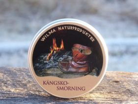 Wilma's Natural Swedish products KÄNGSKOSMORNING