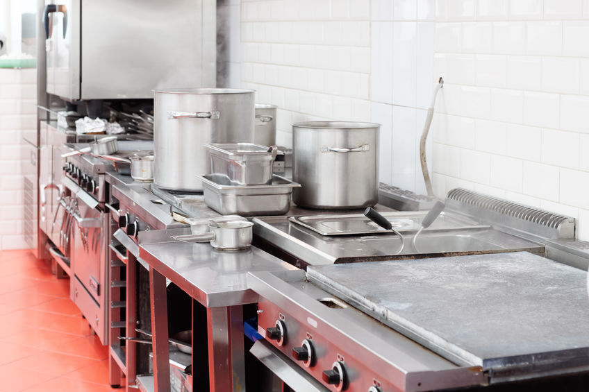 commercial kitchen tile in los angeles