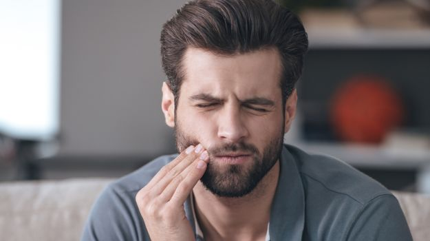 tratar a dor de dente