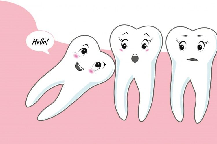 dentes do juízo