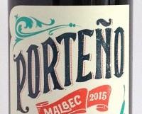Porteno Malbec 2015, Bodegas Norton, Mendoza