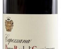 <strong>Capezzana Carmignano di Barco Reale 2014</strong>