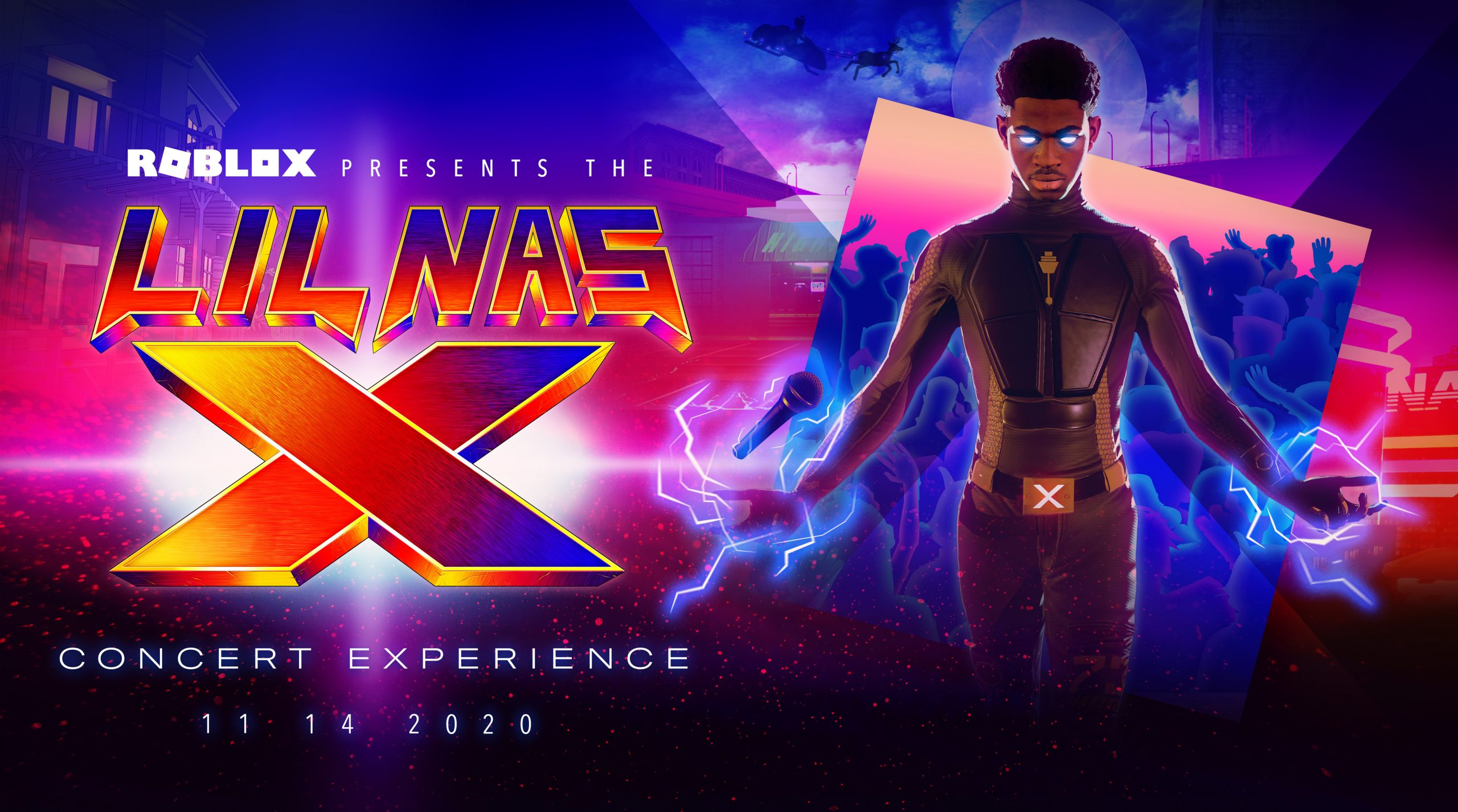 Roblox Is Hosting A Lil Nas X Concert This Saturday Wilson S Media