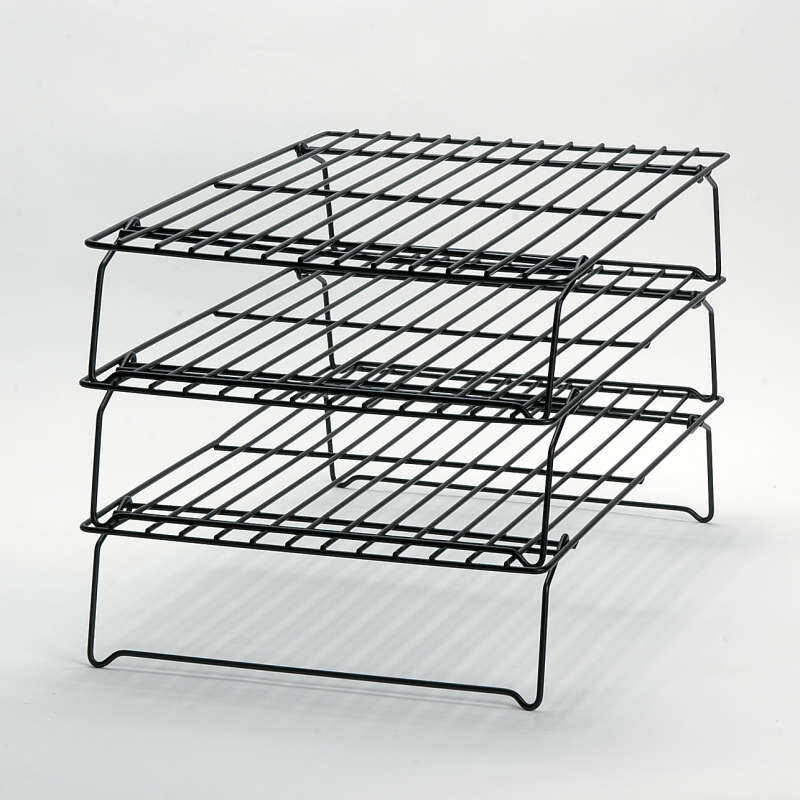excelle elite 3 tier cooling rack for cookies cakes and more