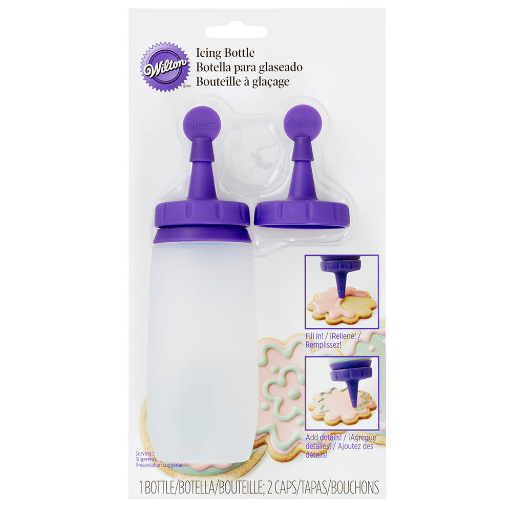 Cookie Decorating Bottle   Wilton Cookie Decorating Bottle