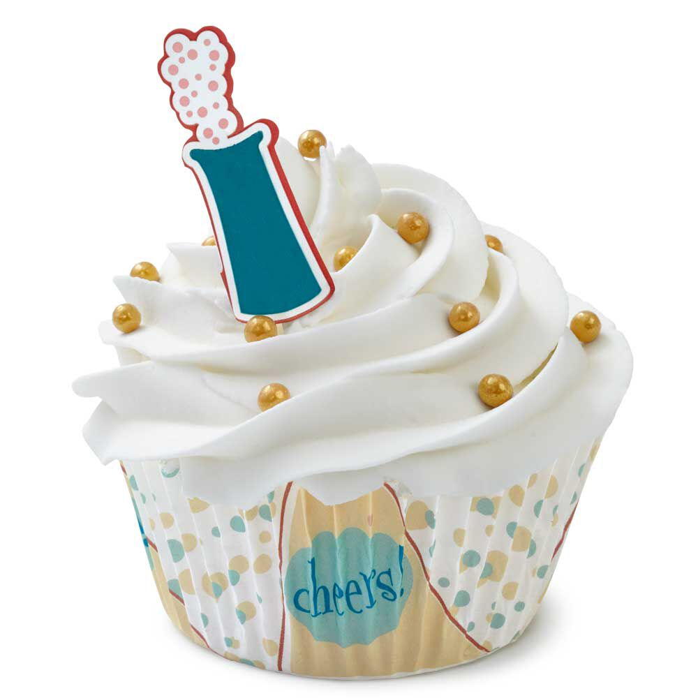 Champagne Cupcake Decorating Kit   Wilton Wilton Champagne Cupcake Decorating Kit