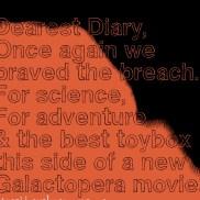 The Galactopera Crawler