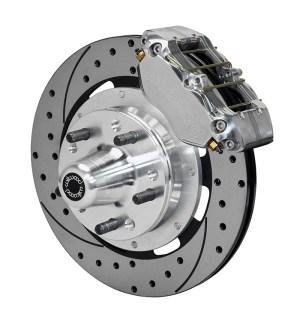Wilwood High Performance Disc Brakes  Front Brake Kit Product Number: 14013346DP