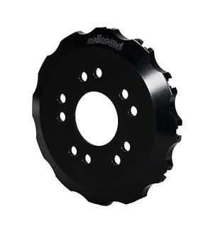 Big Brake Dynamic Bobbin Mount Hat - Short Offset - Aluminum - Type III Anodize