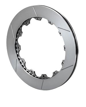 GT 48 Curved Vane - Iron - Plain
