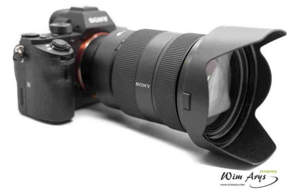 SEL2470GM product image, Sony 24-70mm GM