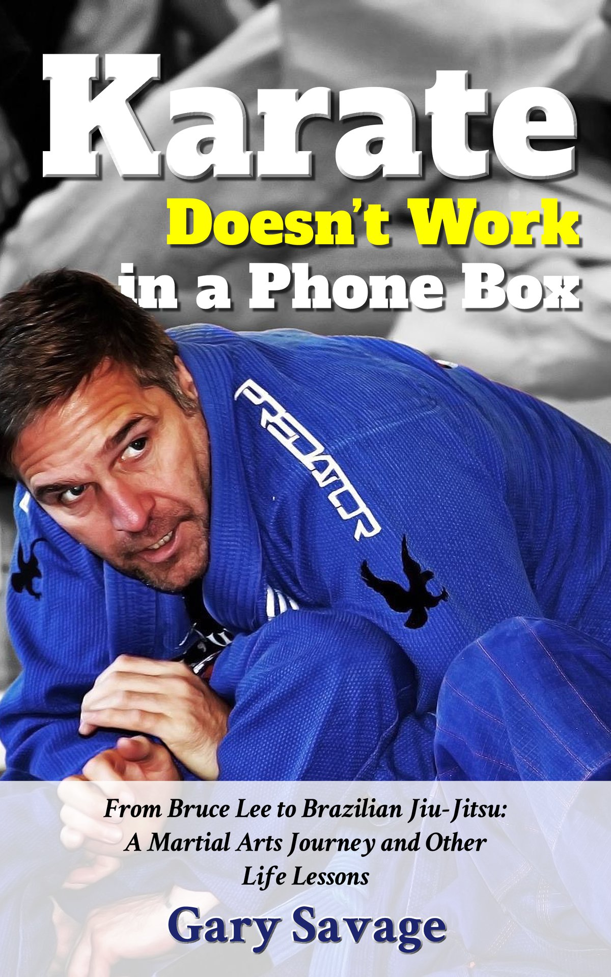Karate Doesn T Work In A Phone Box