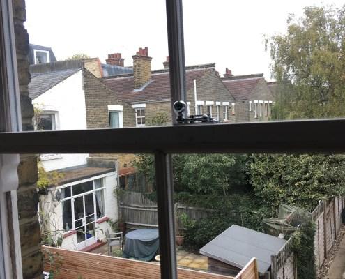 New Sash Window Lock