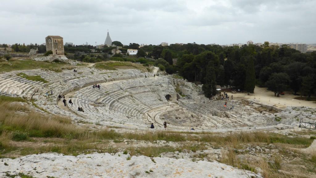 P1070128 Siracusa Grieks amfitheater