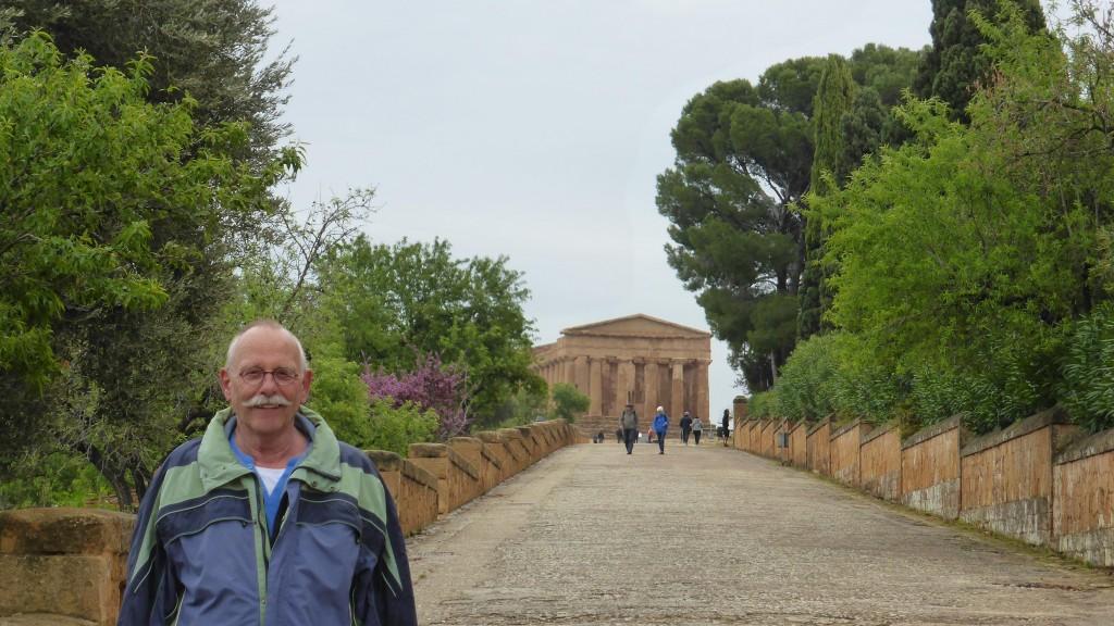 P1070406 Valle dei Tempi - Agrigento