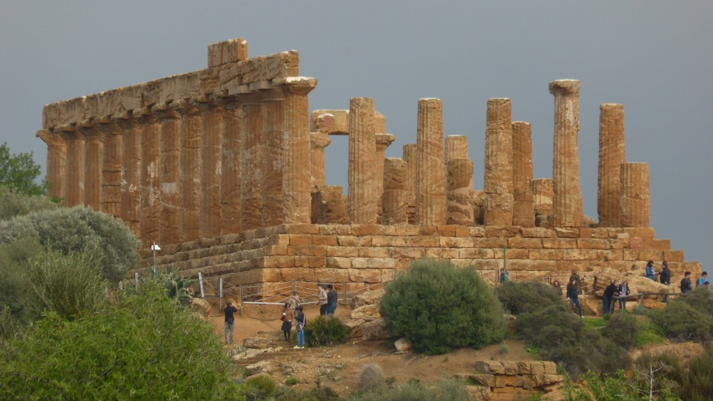 P1070417 Valle dei Tempi - Agrigento