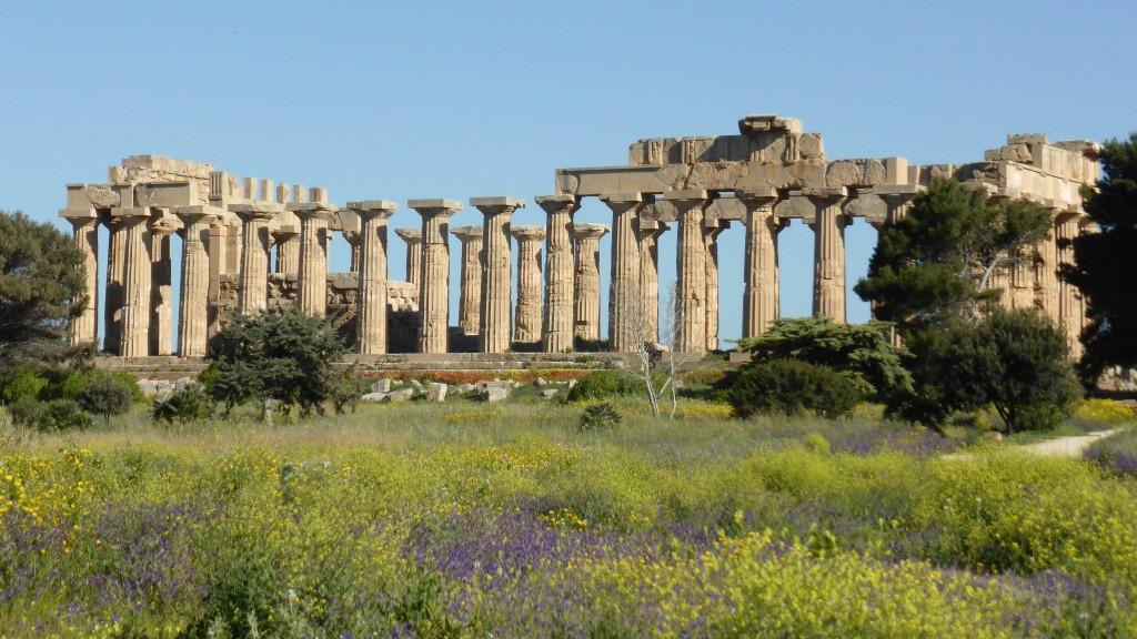 P1070568 Templi di Selinunte - Marinella