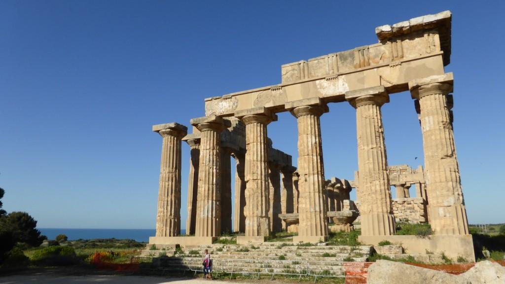 P1070571 Templi di Selinunte - Marinella