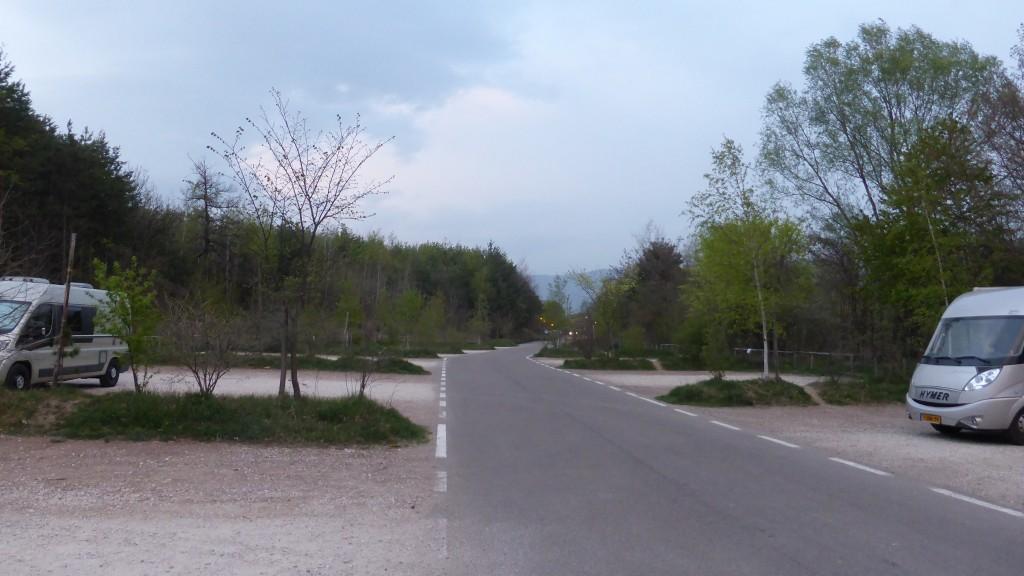 P1080020 camperplek bij Bolzano