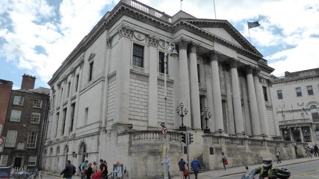 P1090455 Dublin - City Hall
