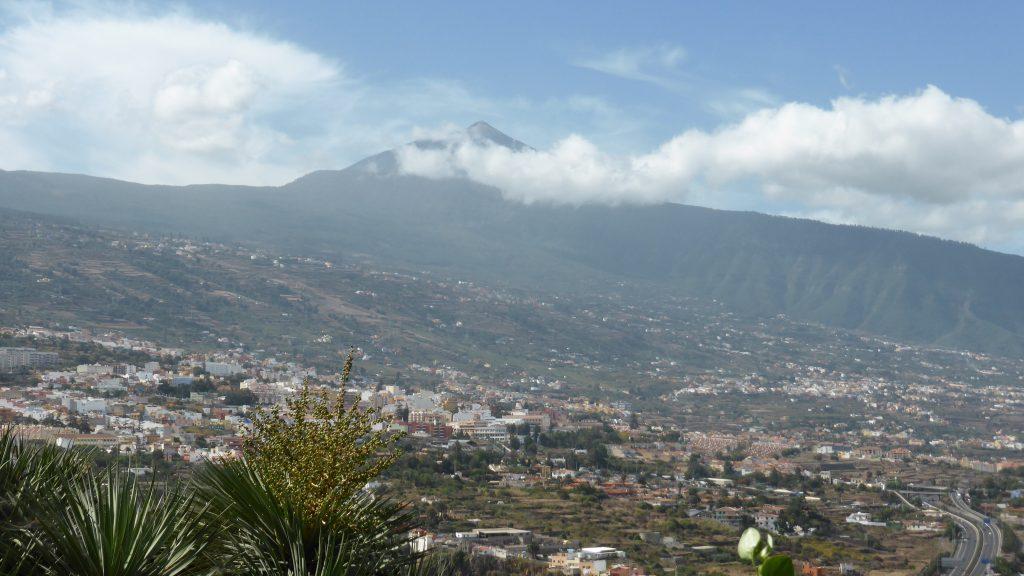 P1110042 La Orotava - Humboldt uitzichtpunt El Teide